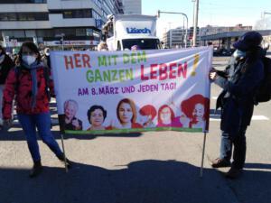8. März-Demo